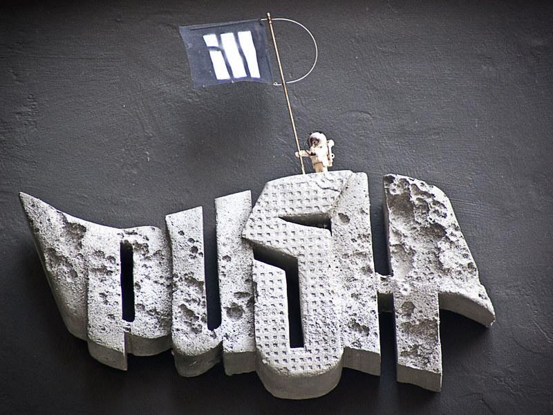 push ill streetart