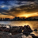 Tokyo Bay Sunset by DILLEmma Photography