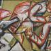 Marc Chagall: Paar mit Ziege (1911) by Pfifferdaj