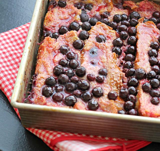 Rhubarb And Ginger Brioche Bread Pudding Recipes — Dishmaps