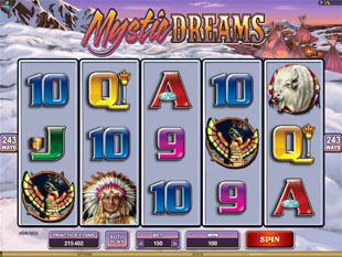 Mystic Dreams slot game online review