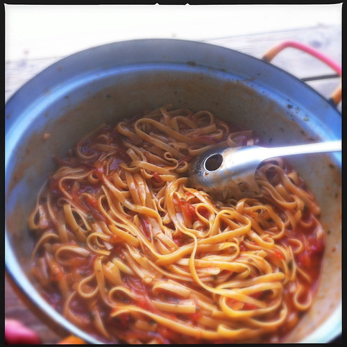 One pot wonder pasta