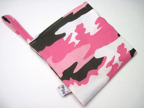 Pink Camo Wet/Dry Bag