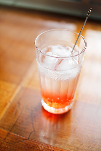 Strawberry Soda
