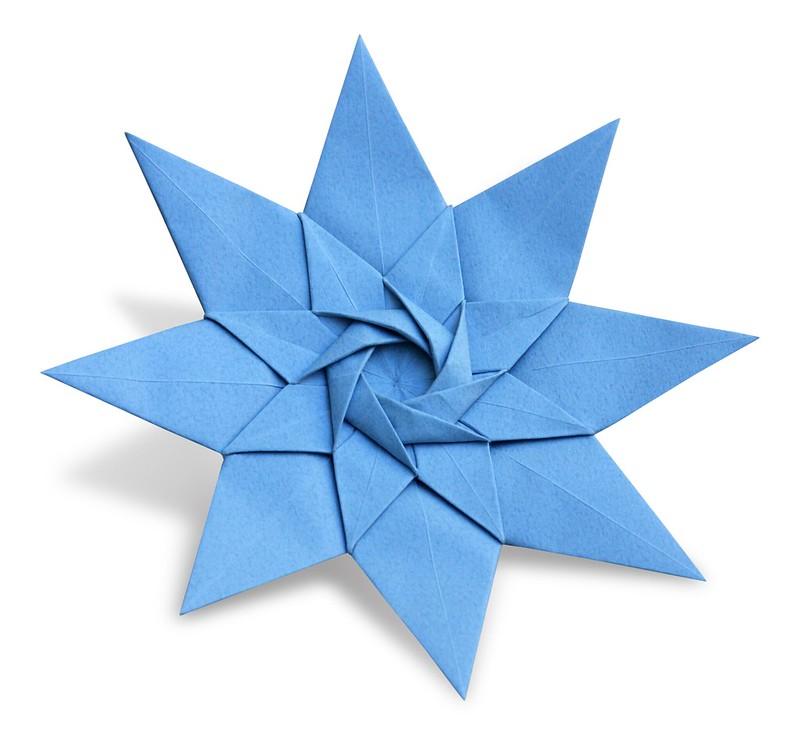Octagonal Fractal Star (Evan Zodl)