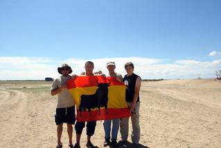 Lo pasamos bien en ésta aventura todos. El entorno sagrado de las dunas Mongol Els de Mongolia - 9058929266 2e898d28e8 n - El entorno sagrado de las dunas Mongol Els de Mongolia