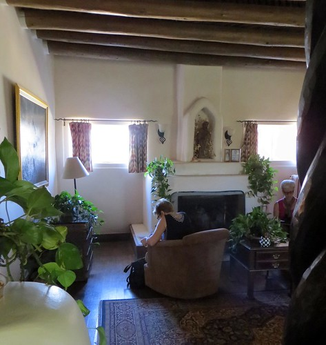 Taos Lavender Sage Art Retreat