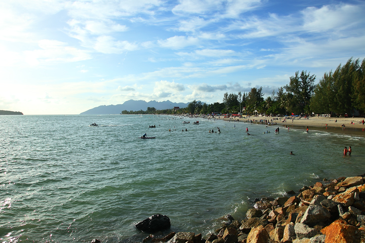 The Cliff Pantai-Cenang-Beach