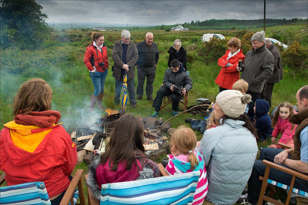 20/52 Bonfire Gathering Cornameeltha TMP_9696