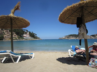Gambar dari platja d'en Repic. holiday island spain mediterranean urlaub insel mallorca balearen balearicislands mittelmeer portdesóller