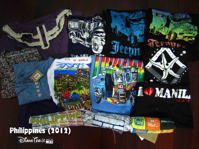 Philippines' Haul 09