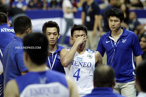 UAAP Season 76: Ateneo Blue Eagles vs. NU Bulldogs, June 30