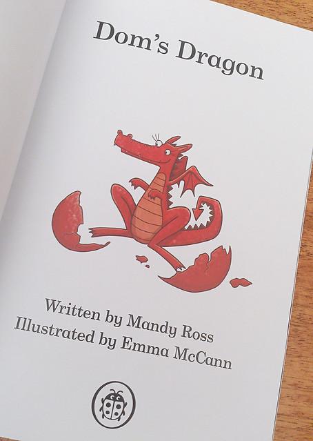 dragon title page
