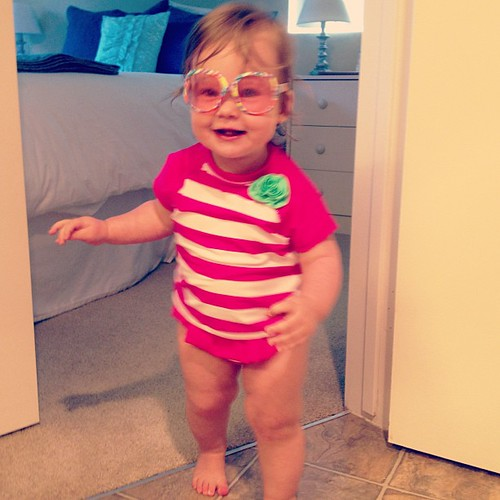 Elton John baby after a trip to the pool. #throwbackthursday