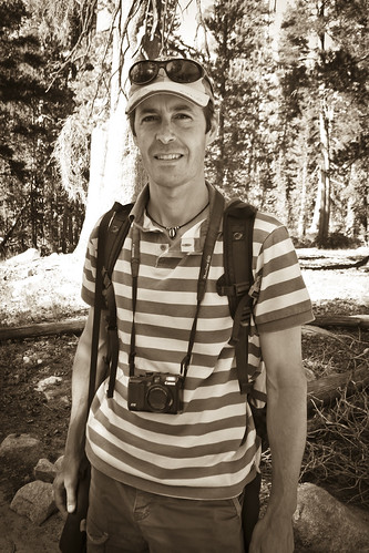 Trail Portrait 002 - Stefano by Wayne-K