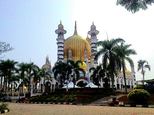 Masjid Ubudiah: Perak's Royal Mosque, Kuala Kangsar