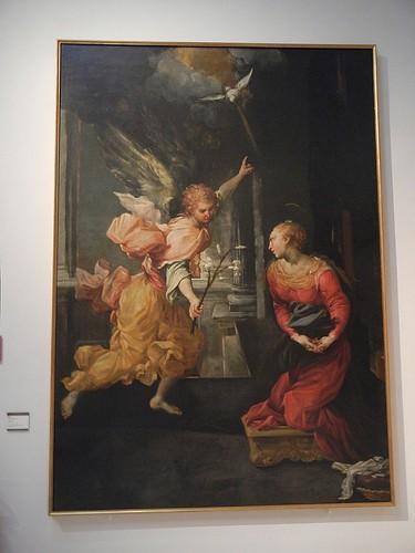 DSCN3398 _ Annunciazione, Faccini Pietro, c 1600