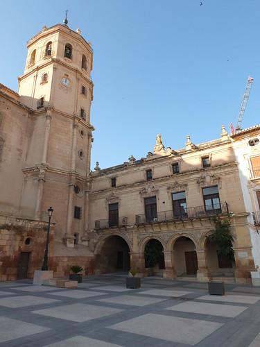 Ex-colegiata de San Patricio - Torre