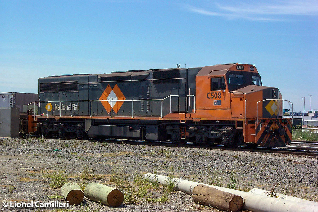 National Rail, C508 by LC501