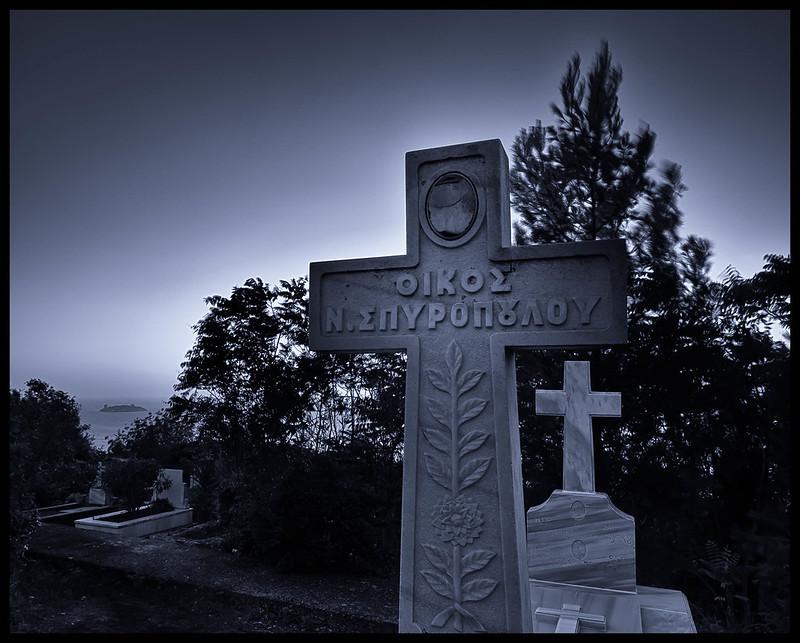 Burgazada Orthodox Cemetery
