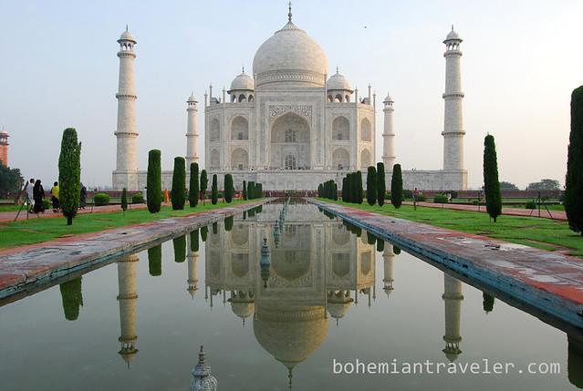 Taj Mahal Food Truck Njit