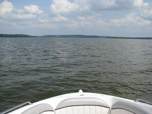 Boating on the Potomac River
