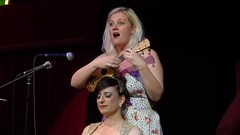 Ukulele Cabaret @ Edfringe13 VIDEO: Cat's Victory Song