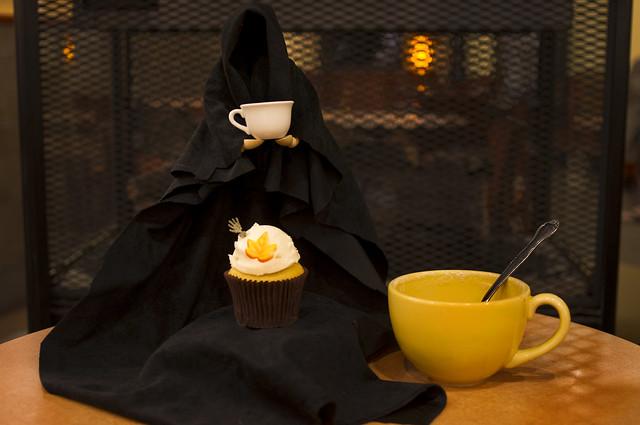 death and coffee II