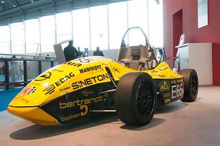 SPR11E der Scuderia Mensa (Formula Student) IAA 2013