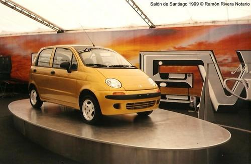 Daewoo Matiz - 1999 Salón del Automóvil de Santiago