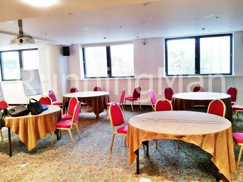 Renaissance Olympic Hotel 04 - Conference Room Lagoda