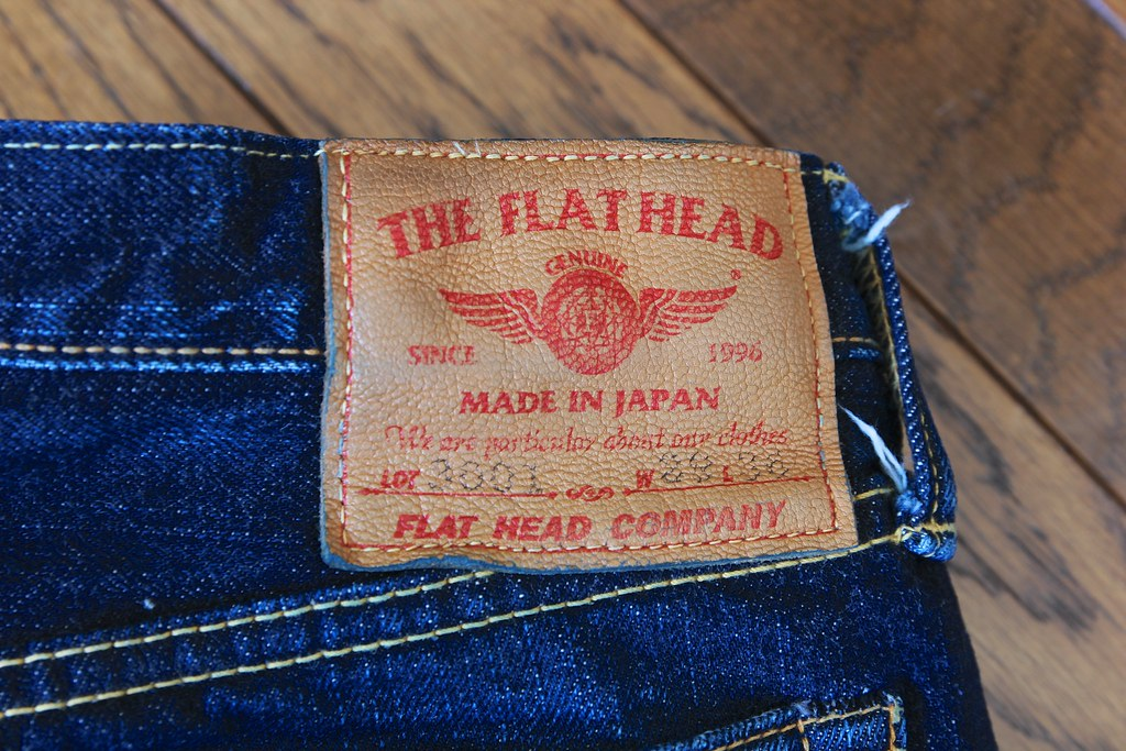 THE FLAT HEAD 3001(95Days,995Hour)