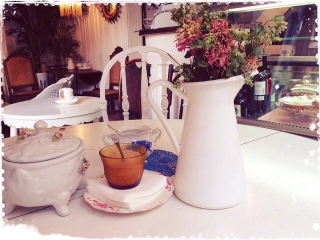 Cafe-vajilla-vintage