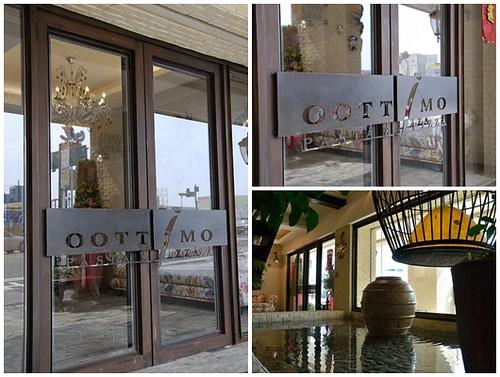 餐廳設計-義大利麵餐廳入口