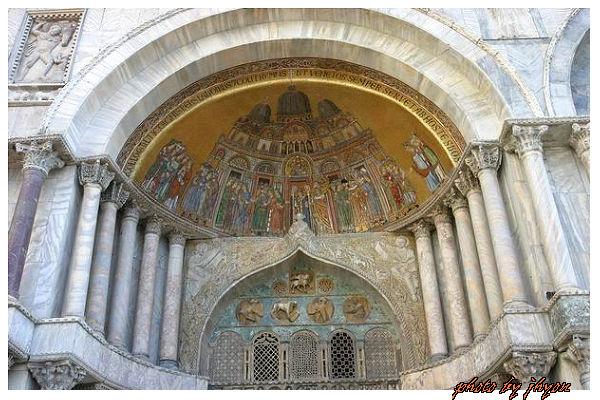 1108878304_聖馬可大教堂正立面彩色壁畫