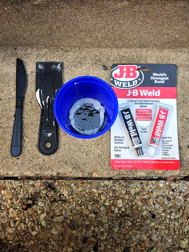 JB Weld Supplies