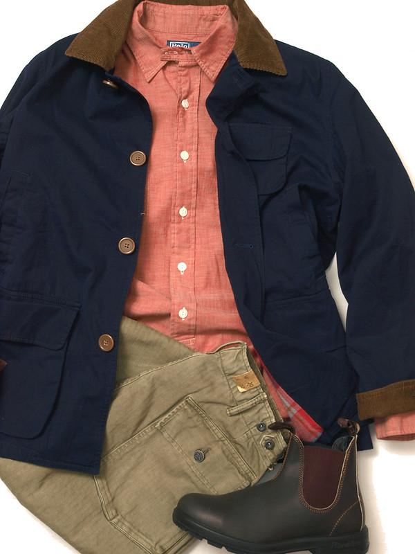J.Crew / Homestead Jacket