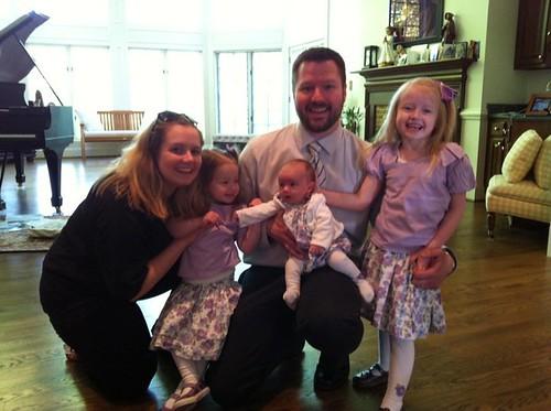 2011 04 24 Shaw family