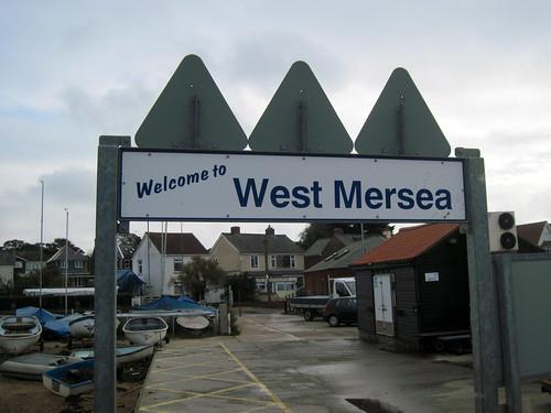 Mersea Scenes
