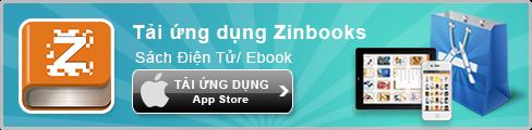Ứng dụng đọc sách điện tử Zinbooks trên Appstore