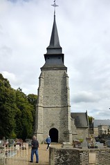 Église Notre-Dame de Chamblac