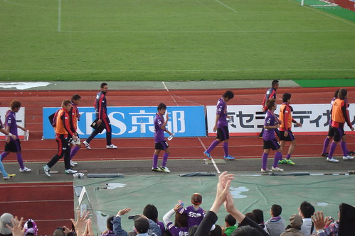 2013/10 J2第38節 京都vs札幌 #05