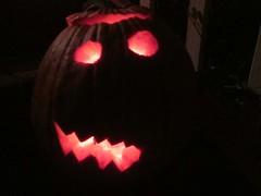 Rebecca's pumpkin by Teckelcar