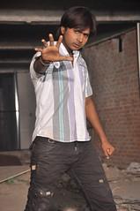 Anjani Singh Udhari Babu Introducing From Nazar Lagal Raja Tohre Bangle Pe