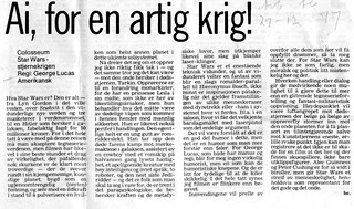 Ai, for en artig krig! (1977)