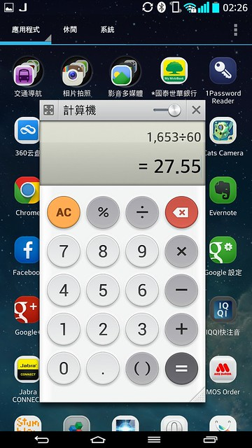 LG G2 小改 HiDPI 測試 @3C 達人廖阿輝
