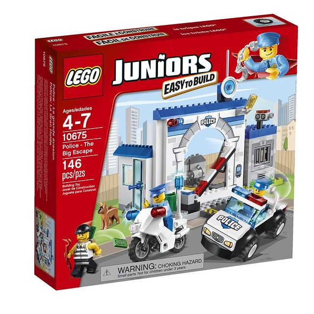 LEGO Juniors 10675 - Police The Big Escape