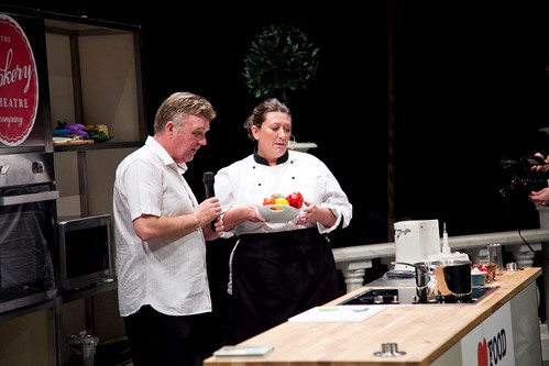 Getting Busy in the Kitchen at The Cookery Theatre Company
