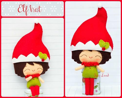 Gorrito elfo