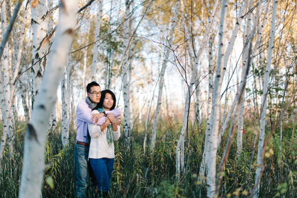 Celine Kim Photography - Cindy & Eddie, Toronto Islands engagement